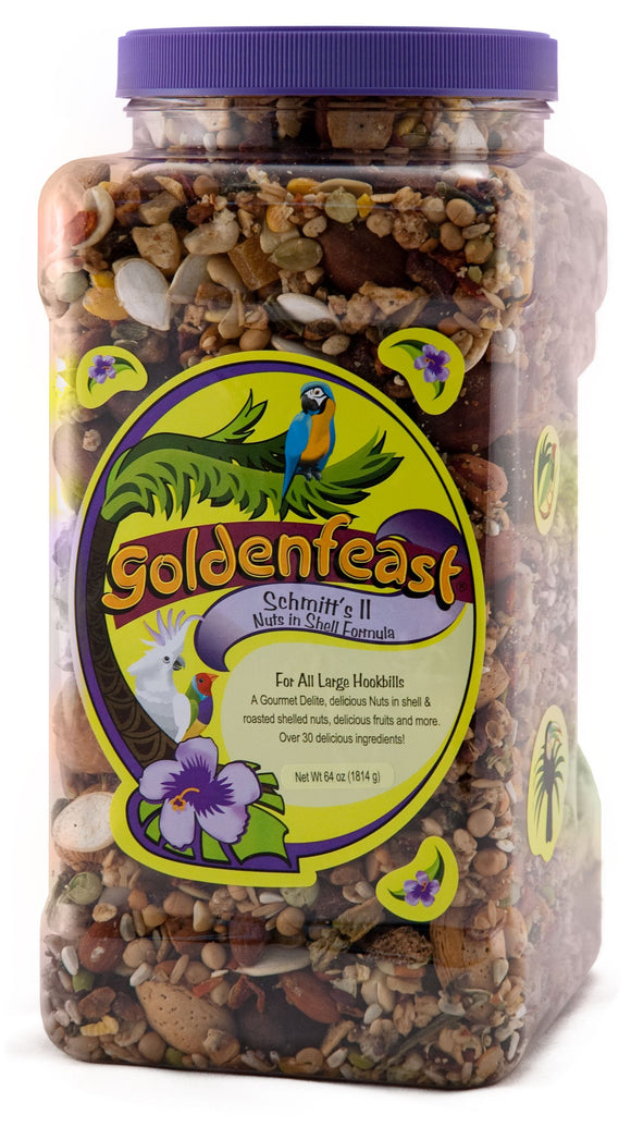 Schmitts II Nuts/Shell-64oz (Schmitts II Nuts/Shell-64oz)