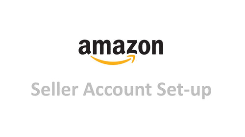 Free Service - Amazon Seller Account Set-up