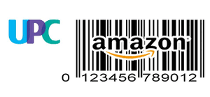 1,000 UPC bar code for Amazon