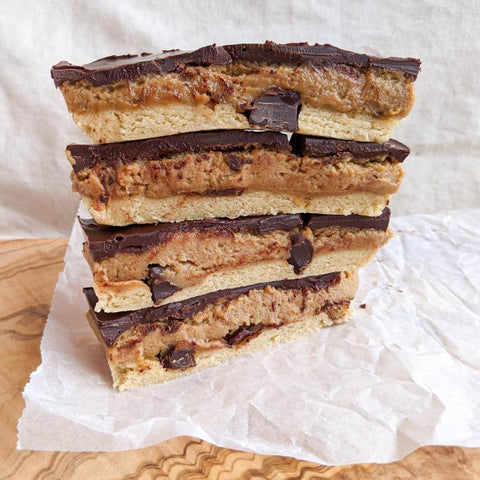 caramel slices, homemade biscuits, protein bites, protein slices, home made snickers, home made mars bar using protein, using protein in bakes