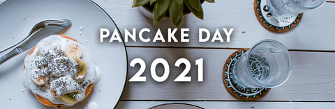 Our Go-To Protein Pancake Recipe For 2021 Pancake Day, healthy pancake recipes, my protein