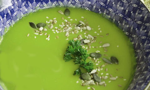Pea Protein Soup Recipe