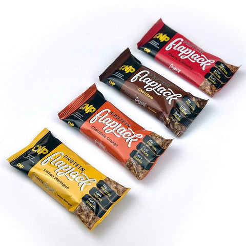 CNP Professional Protein Flapjack - Box of 12 - All Flavours From Peak Supps