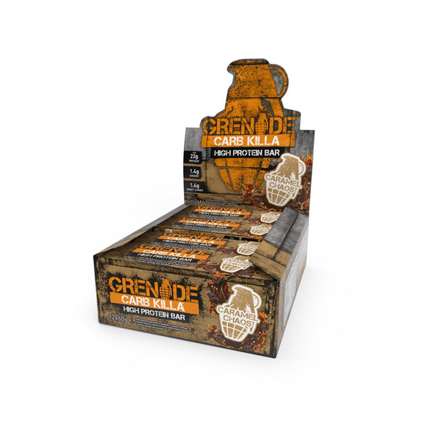 Grenade Carb Killa - 12 Bars - All Flavours