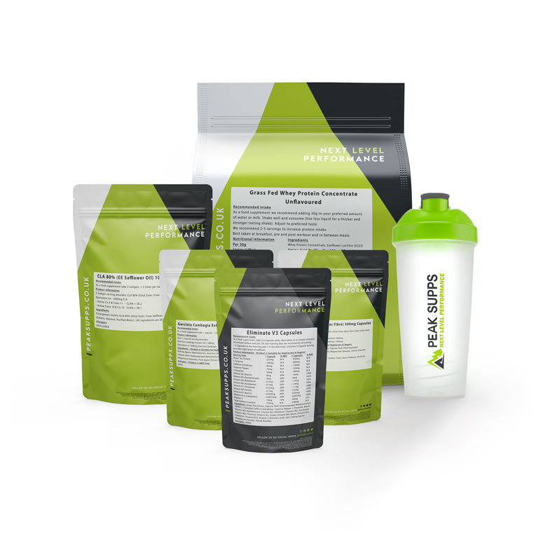 Peak Supps Diet and Weight Loss Bundle