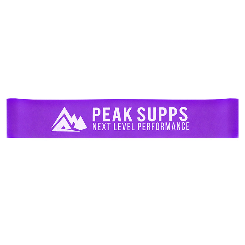 Peak Supps Resistance Loop Glute Bands - Pastel Set