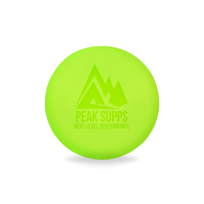 Peak Supps Lacrosse Massage Ball