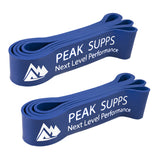 Peak Supps Resistance Exercise Bands - Long Loop (1m)