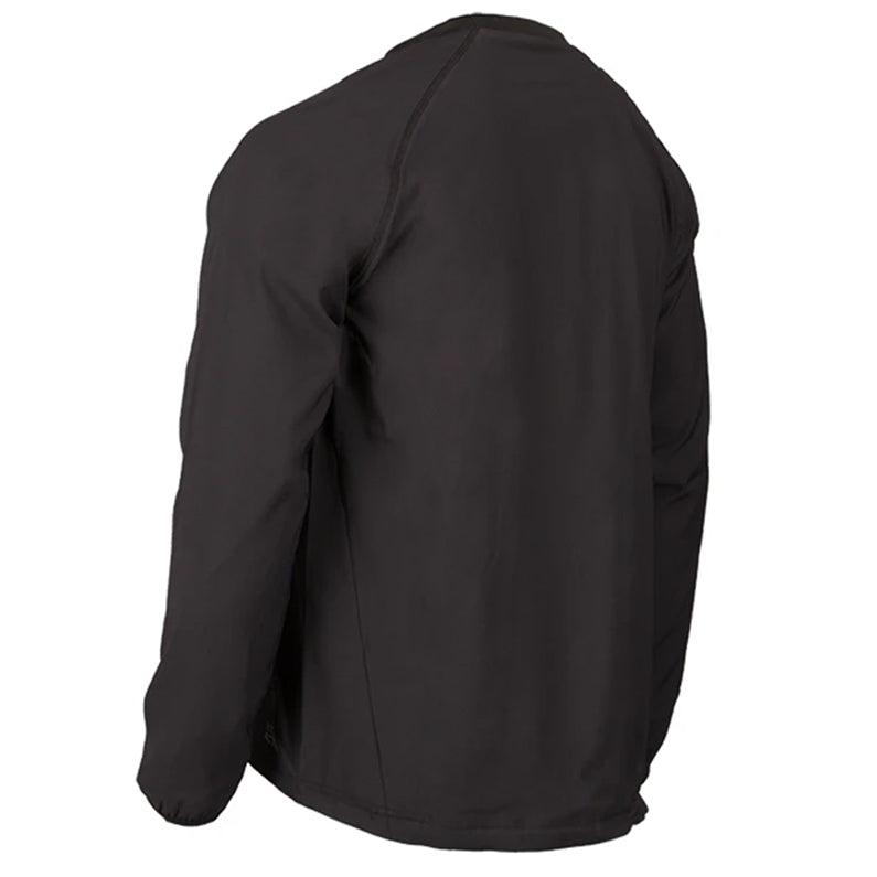 Skins Long Sleeve Contact Top - Mens - Black