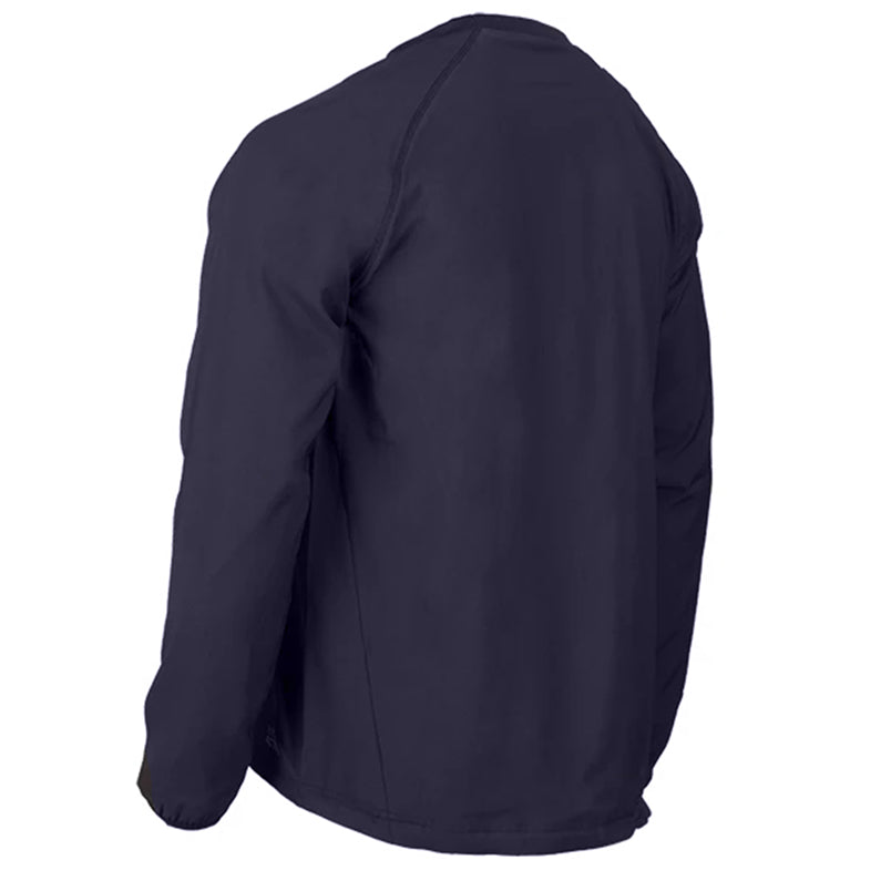 Skins Long Sleeve Contact Top - Mens - Navy