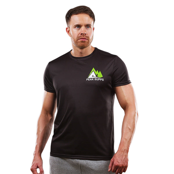 Peak Supps Muscle Fit T-Shirt