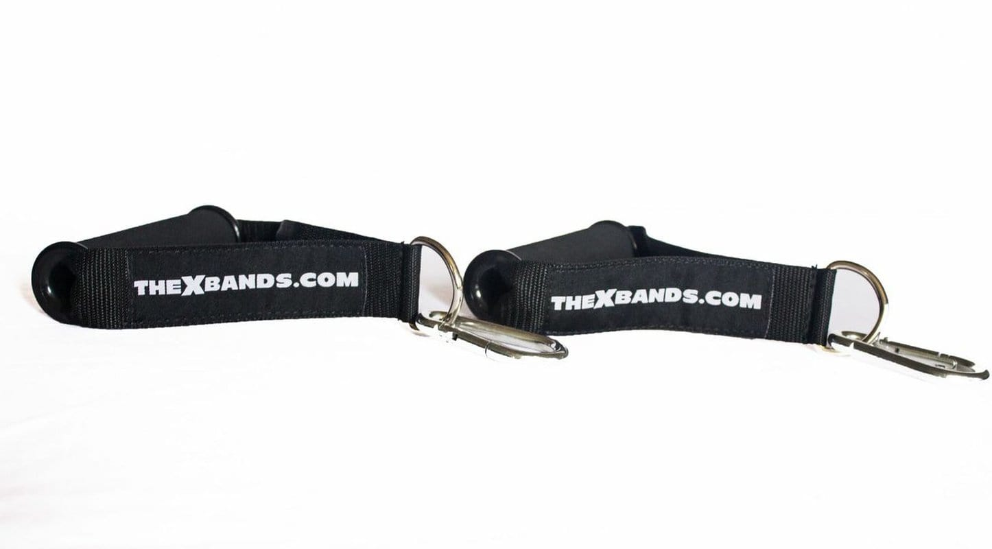 2 Strong ABS Foam Handles - The X Bands