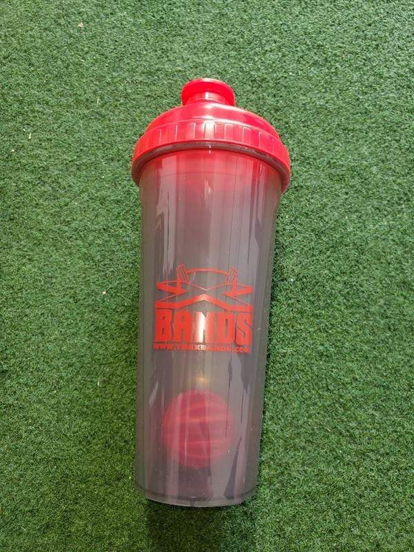 20 oz. Shaker bottle - The X Bands