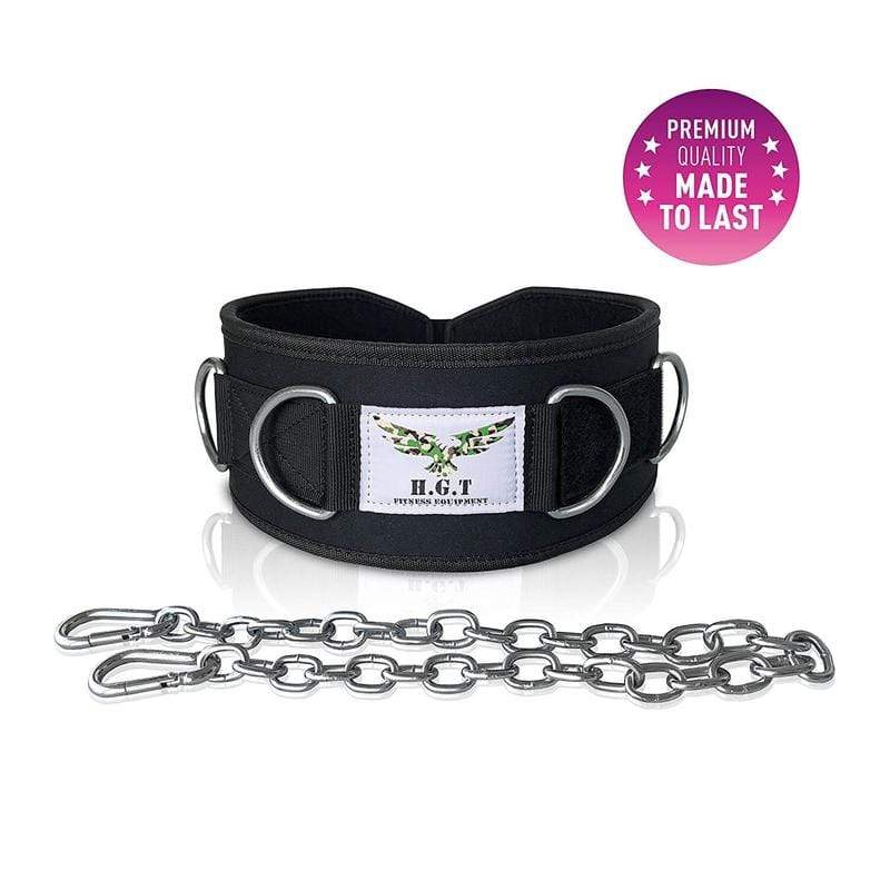 3 In One Weight Lifting Belt/ Chain Belt/ Ring Belt - The X Bands