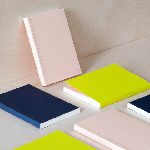 Ola Everyday Objects Edition A6 Notebook