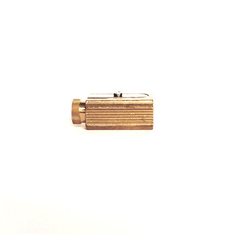 Dux Adjustable Brass Sharpener