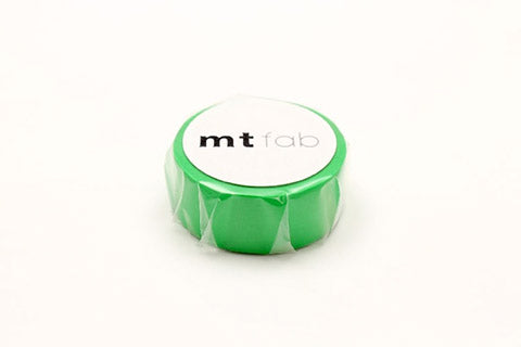 mt Fab in Fluorescent Green