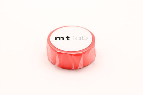mt Fab in Fluorescent Red
