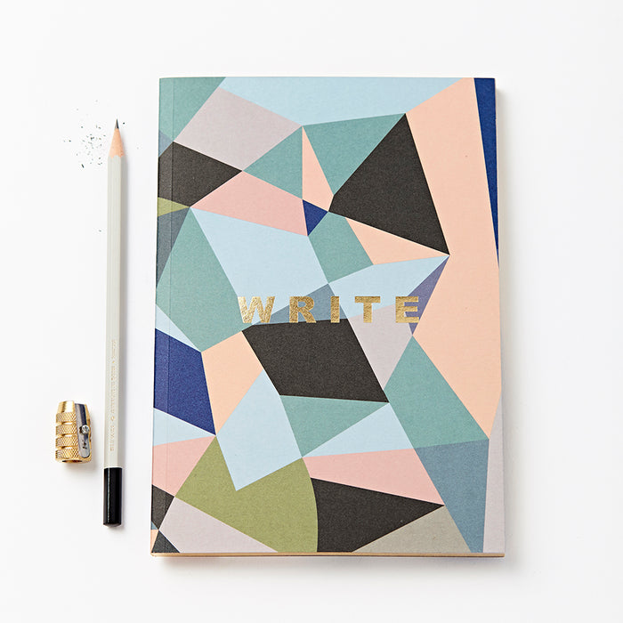 Katie Leamon Kin Reversible Notebook