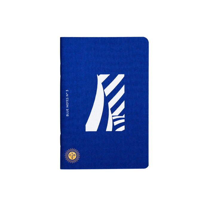 Octaevo Passport Blue Notes Nº 3/DOT GRID