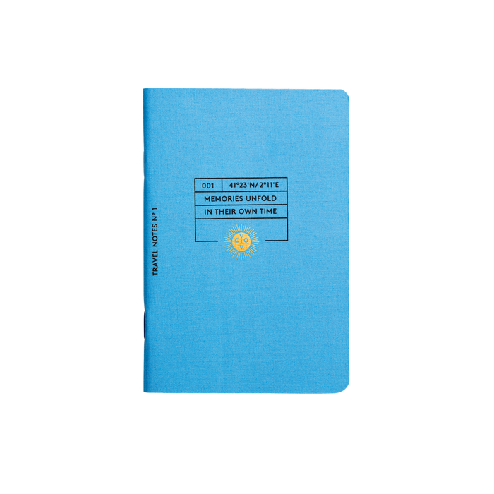 Octaevo Passport Travel Notes Nº 1/PLAIN