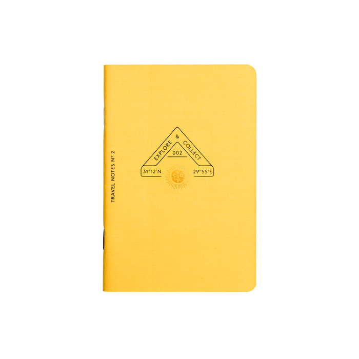 Octaevo Passport Travel Notes Nº 2/RULED