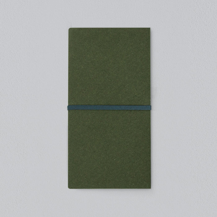 Poi Co. Origami Folder in Olive Green