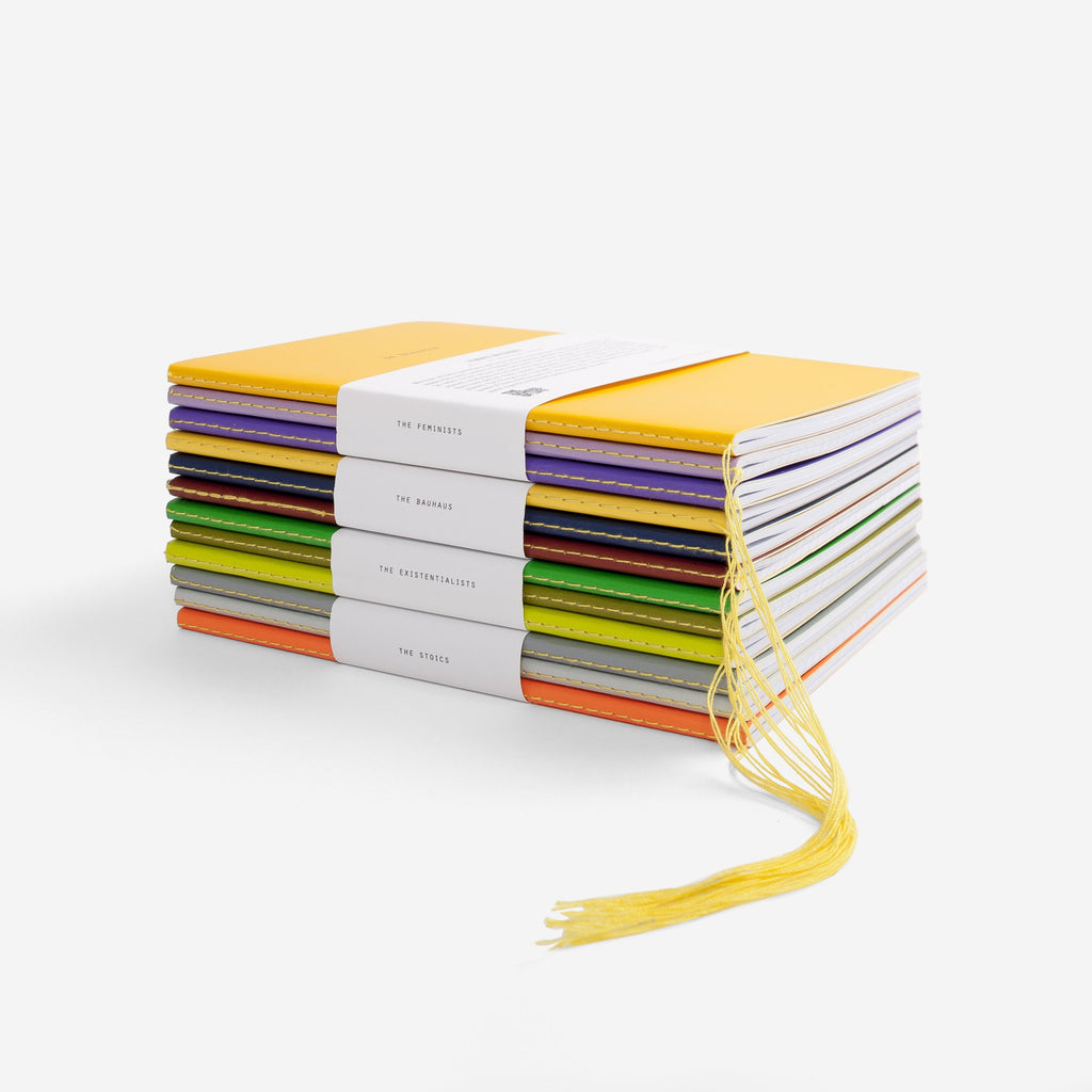The School of Life Pop Art Notebooks