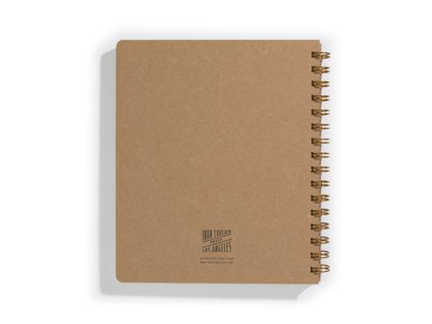 Iron Curtain Press Standard Notebook in Pink