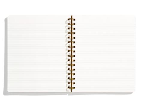 Iron Curtain Press Standard Notebook in Mustard