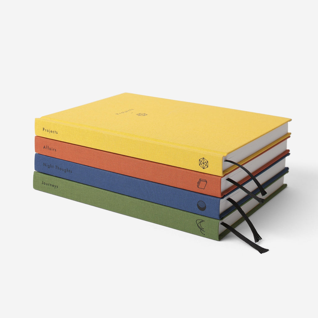 The School of Life Journeys Notebook - Writing as Therapy