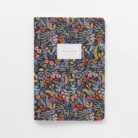 Rifle Paper Co. Tapestry Stitched Notebook Set
