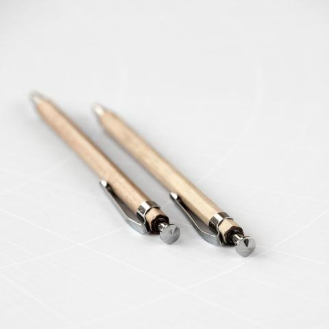Monograph Pen in Wood