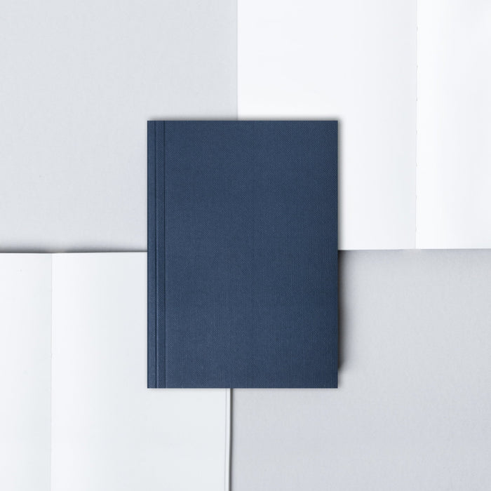 Ola Everyday Objects Edition 1 Layflat Notebook in Navy