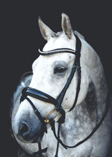 Load image into Gallery viewer, CK Equine Removable flash Bridle