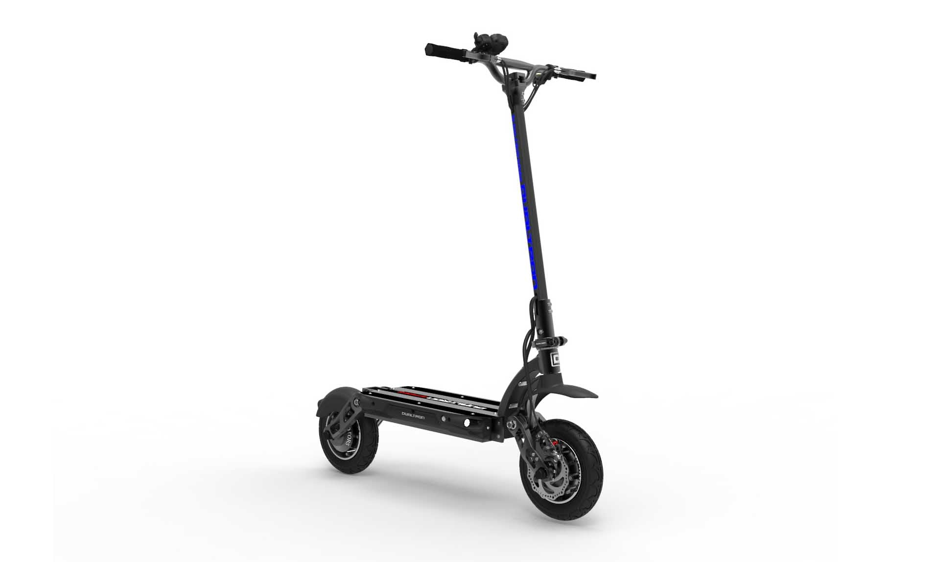 Dualtron Spider Electric Scooter Profile