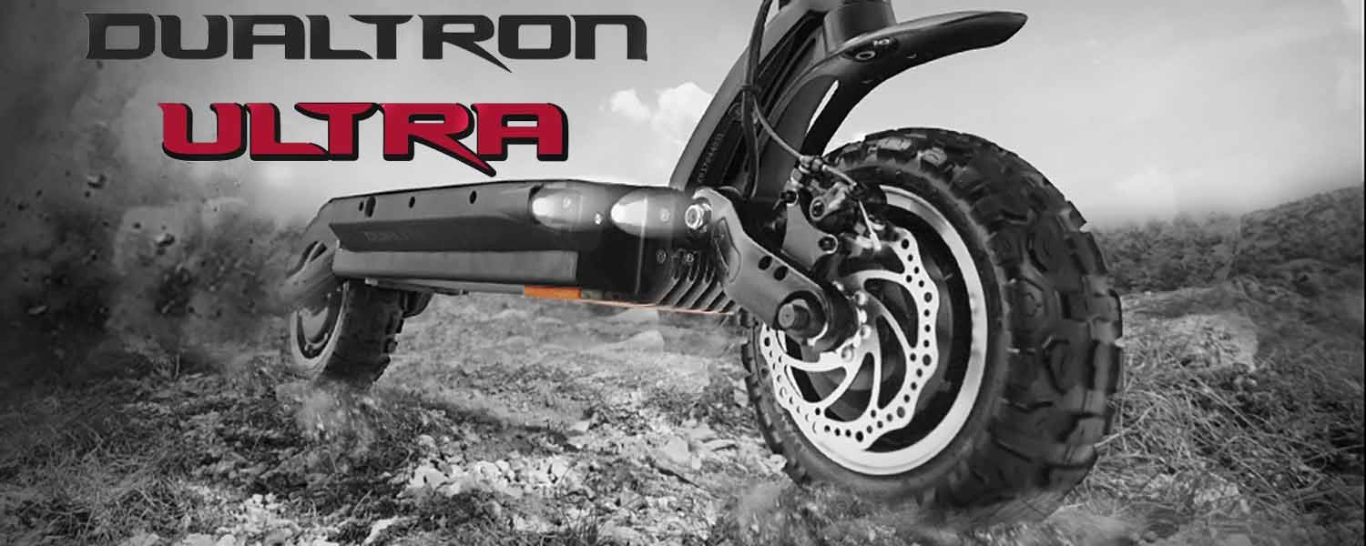 Dualtron Ultra Best Off Road Scooter