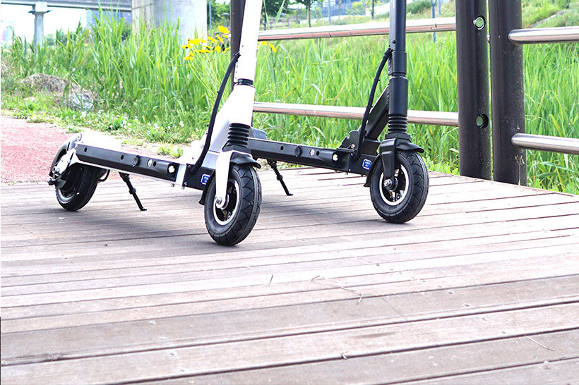 Speedway Mini 4 Pro Electric Scooter Suspension