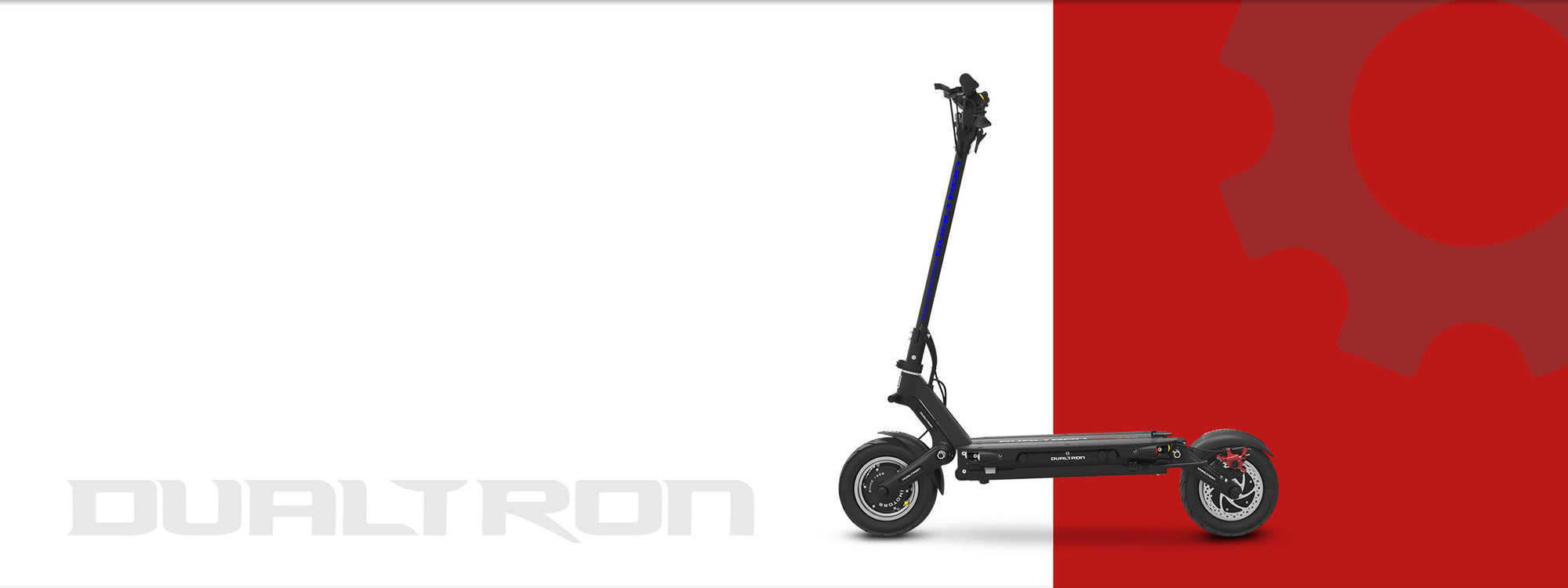 Dualtron Thunder - The fastest electric scooter in the world