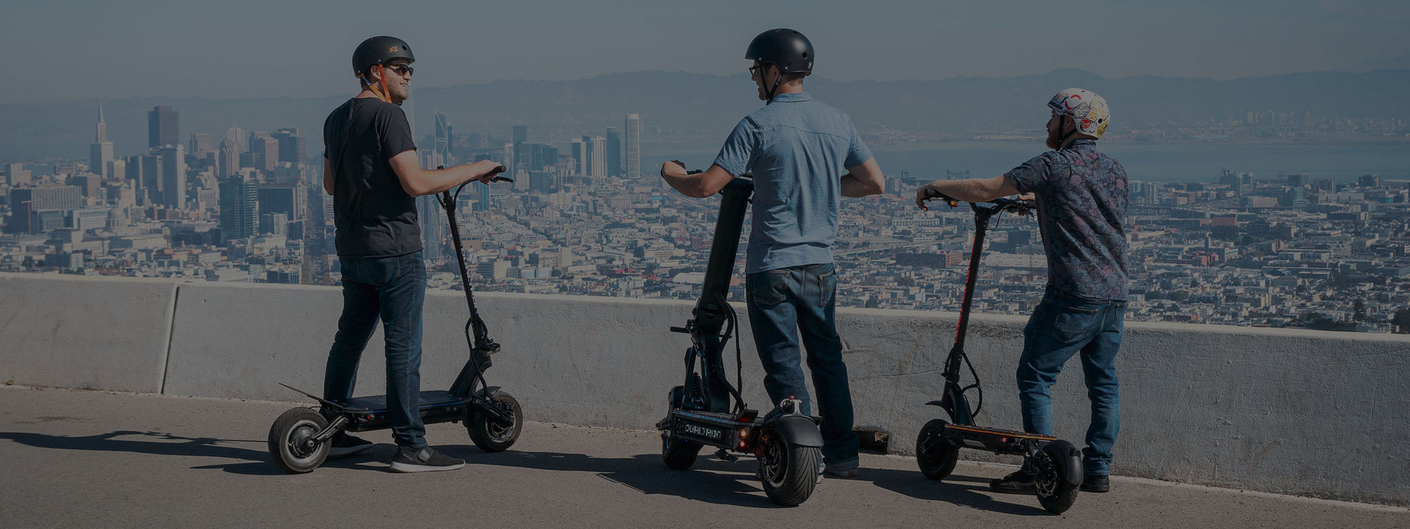 MinimotorsUSA Dualtron & Speedway electric scooters