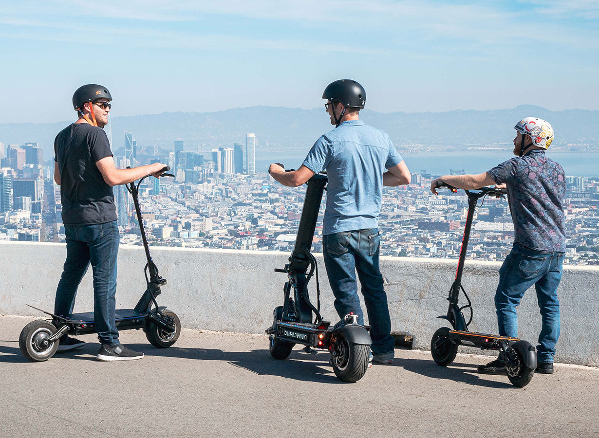 Dualtron The Best Electric Scooters