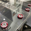 CarbonRevo Washers Red