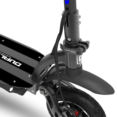 Dualtron Spider Electric Scooter Front Brake Detail