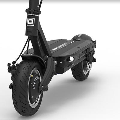 Dualtron 3 Electric Scooter Front Profile