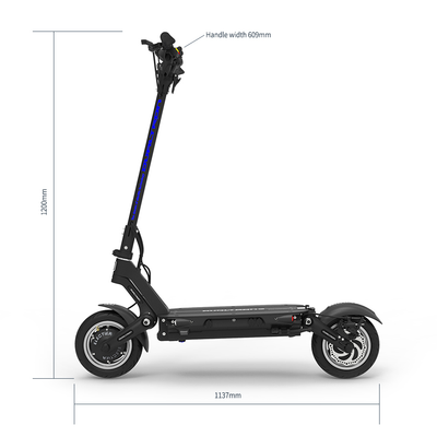 Fast Electric Scooter >> Dualtron Iii Electric Scooter