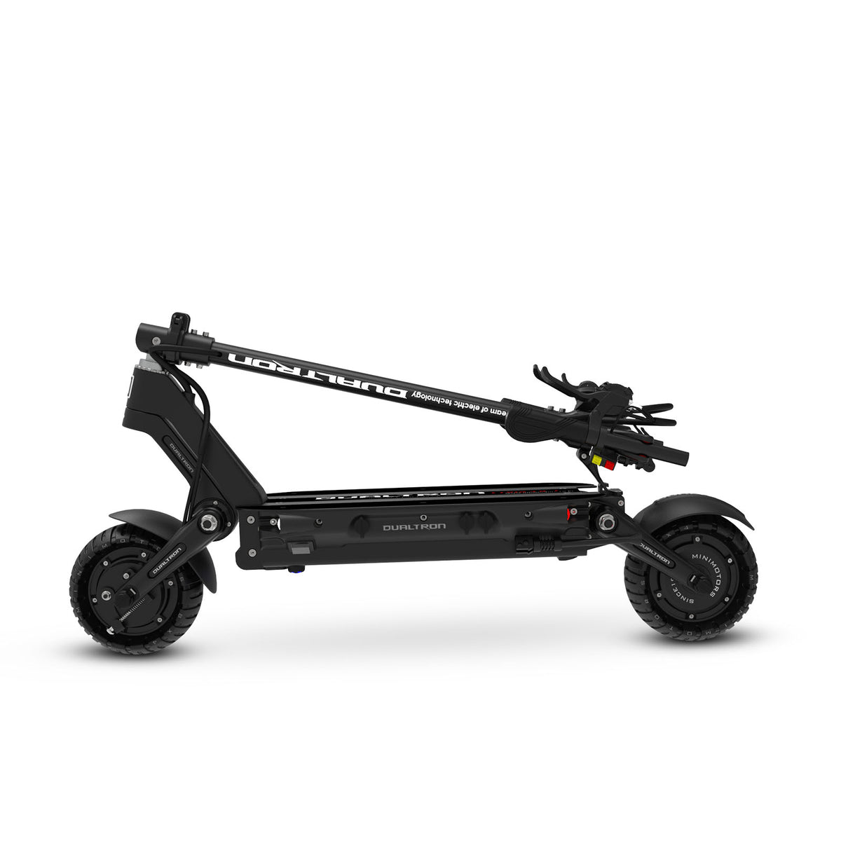 Dualtron Compact Electric Scooter Left Side