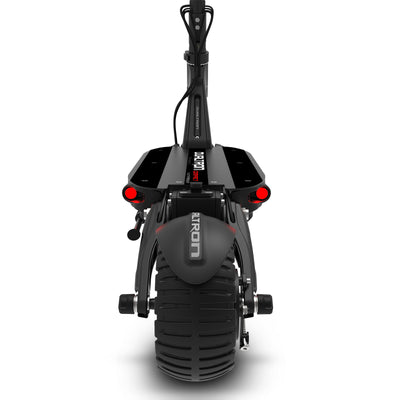 Dualtron Compact Electric Scooter Rear Wheels