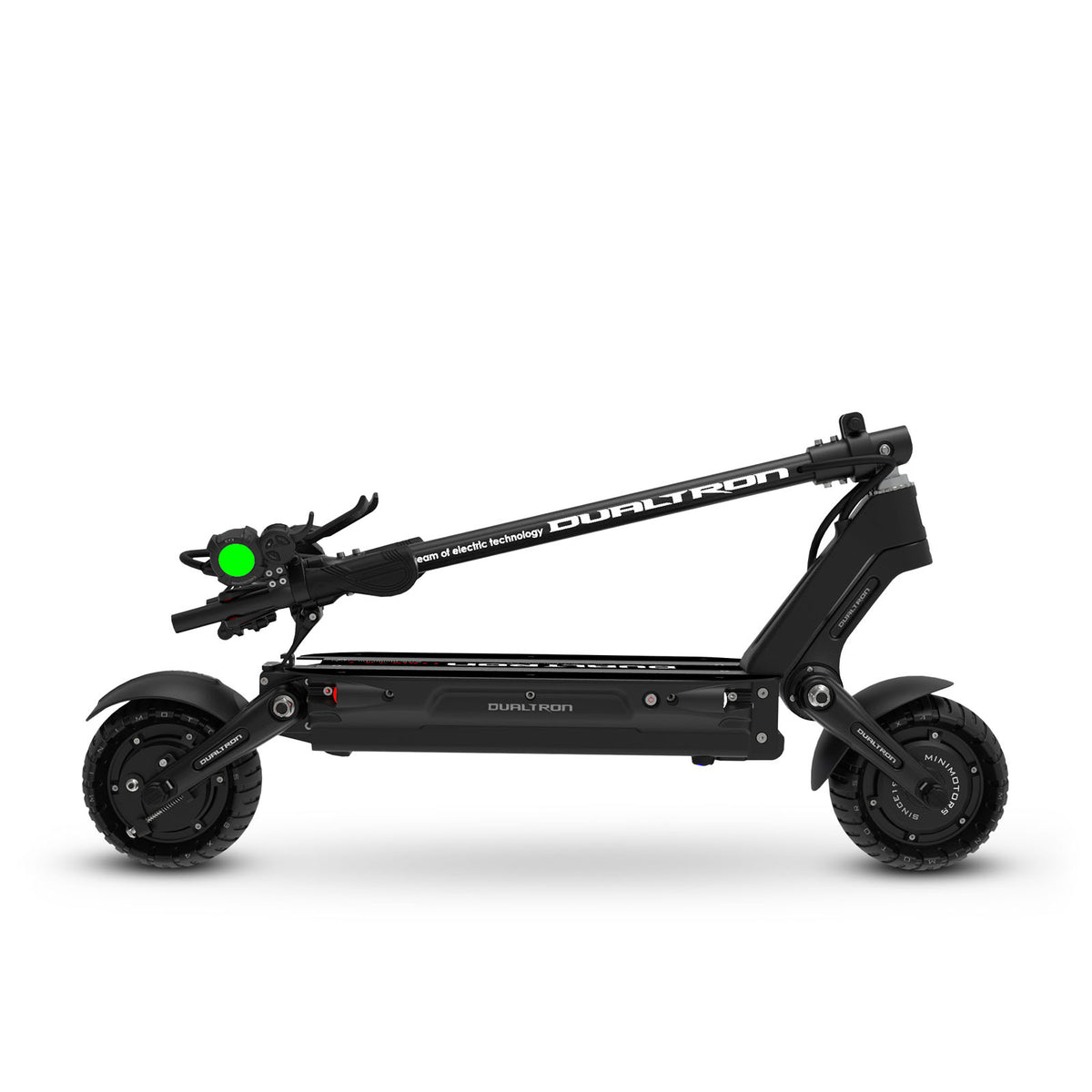 Dualtron Compact Electric Scooter Right Side