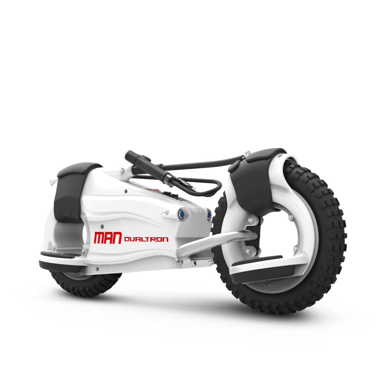 Electric Motor Scooter >> Dualtron Man Ex