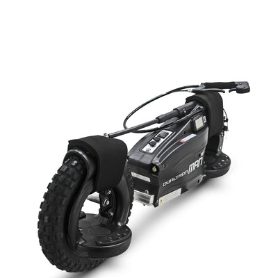 Dualtron Man Electric Scooter Black Front